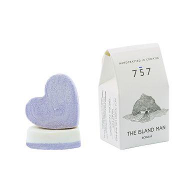 757 Natural Cosmetics The Island Man 15g -Přírodní ručně vyráběné mýdlo
