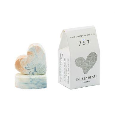 757 Natural Cosmetics The Sea Heart 15g - Přírodní ručně vyráběné mýdlo