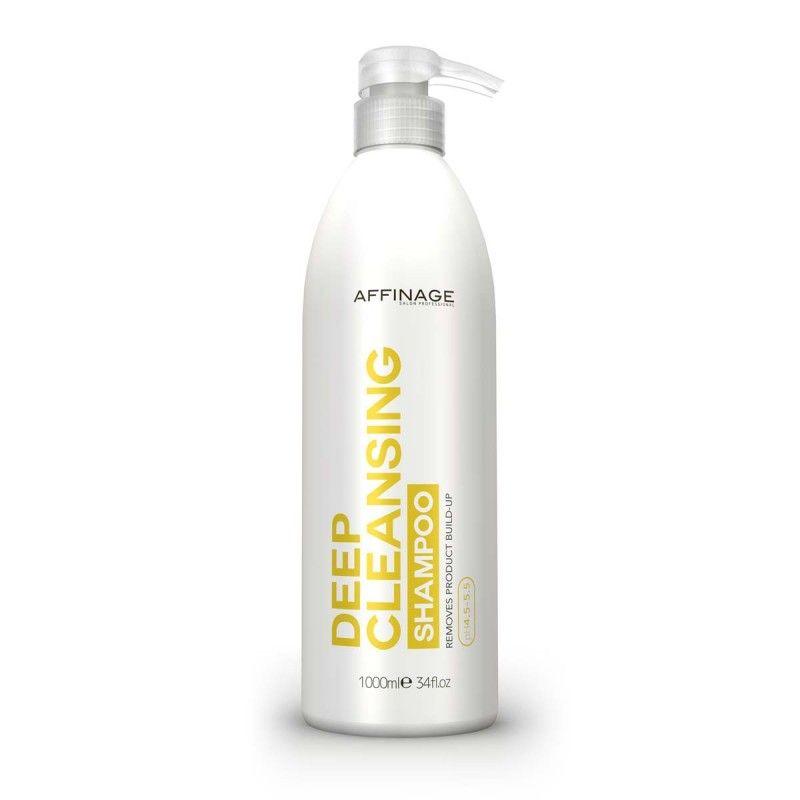 Affinage Deep Cleansing Shampoo 1000ml - Hloubkově čístící šampon