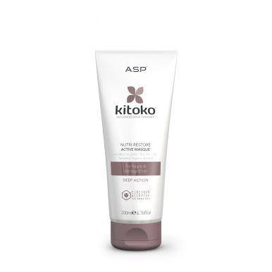 Affinage Kitoko Nutri Restore Active Mask 200ml -  Posilující maska