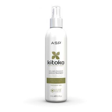 Affinage Kitoko Volume Enhance Leave in Treatment 250ml - Objemový kondicionér