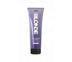 Affinage System Blonde Anti-Yellow Shampoo 275ml - Šampon na potlačení žlutého pigmentu