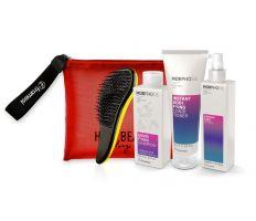 Balíček Framesi Densifying - Šampon 250ml + Kondicionér 250ml + Spray 150ml + Kartáč