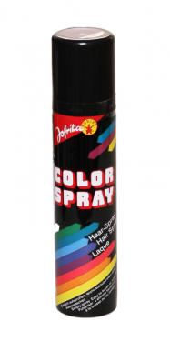 Barva na vlasy ve spreji 100ml - stříbrné flitry Dreck