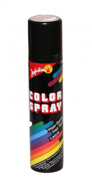 Barva na vlasy ve spreji 100ml - žlutá Dreck