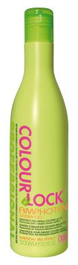 BES Colour Lock Amphoten Shampoo 300ml - amfoterní šampon s pH 5,5 po barvení