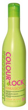 BES Colour Lock Emulsione D 300ml - Balsám pro ustálení pH ihned po barvení
