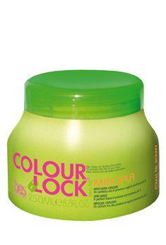 BES Colour Lock Midopla Hair Mask 250ml - Rekonstrukční maska
