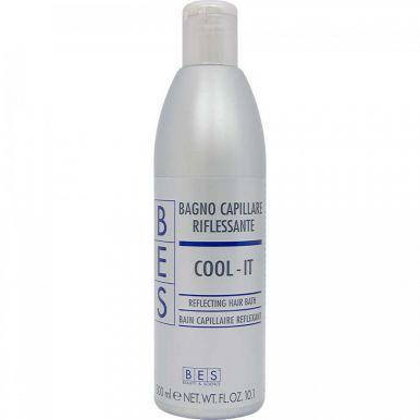 BES Cool-It Shampoo 300ml - Šampon ke stahování žlutých vlasových pigmentů