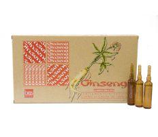 BES Ginseng Ampule 12x10ml - Proti padání vlasů