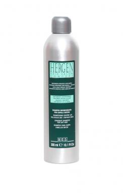 BES Hergen Antiforfora Per Capelli Secchi 300ml - Šampon proti lupům na suchý vlas