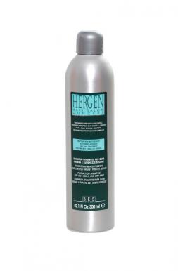 BES Hergen Bivalente Shampoo 300ml - Šampon na mastnou pokožku a suché vlasy