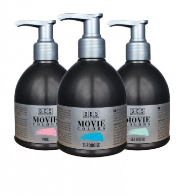Bes Movie Colors 250ml - Bezoxidační přeliv