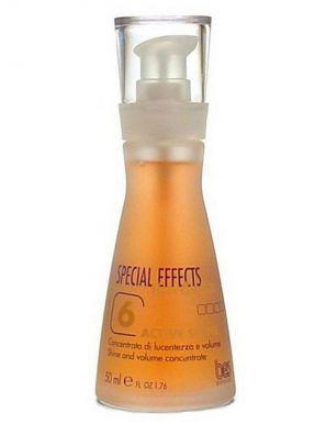 BES S.E. č.6 Active Shine 50ml - Olej pro lesk a třpyt vlasů