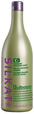 BES Silkat Bulboton C1 1000ml - Šampon proti padání vlasů