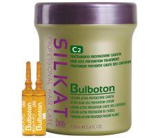 BES Silkat Bulboton C2 12x10ml - Ampule proti padání vlasů