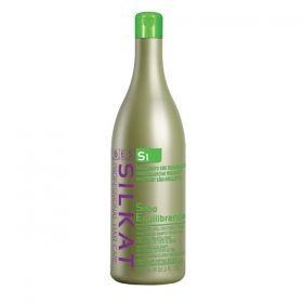 BES Silkat Sebo Shampoo 1000ml - Šampon na mastné vlasy