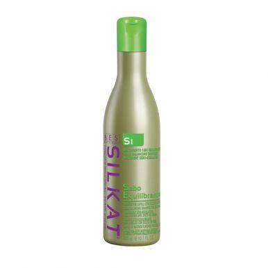 BES Silkat Sebo Shampoo S1 300ml - Šampon na mastné vlasy