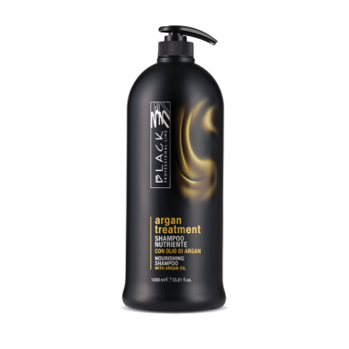 Black Argan Treatment Shampoo 1000ml - Šampon arganový