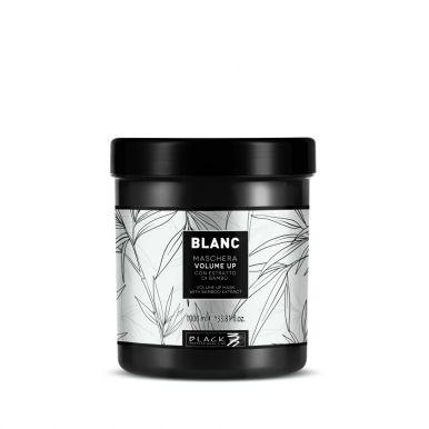 Black Blanc Volume Up Mask 1000ml - Maska pro jemné vlasy