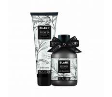 Black Blanc Volume Up Shampoo 300ml + Maschera 250ml - Balíček - objem pro jemný vlas