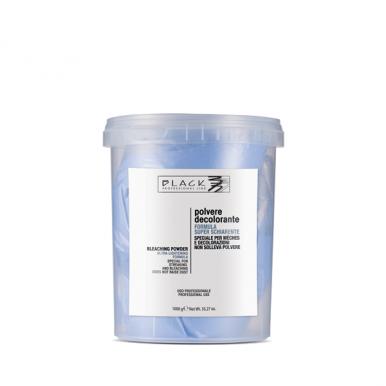 Black Bleaching Powder pix 1000g - Odbarvovací a melírovací prášek bezprašný