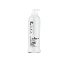 Black Shampoo Ristruttuarante 500ml - Výživný a hydratační šampon