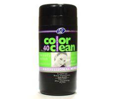 Black Color Clean 50ks - Vlhčené čistící ubrousky