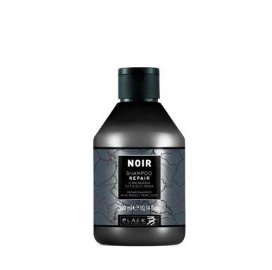Black Noir Repair Shampoo 300ml - Obnovující šampon s extraktem z opuncie