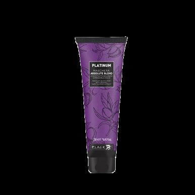 Black Platinum Absolute Blond Mask 250ml -  Maska s extraktem s organických mandlí