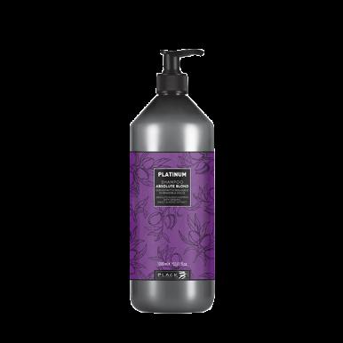 Black Platinum Absolute Blond Shampoo 1000ml -  Šampon s extraktem s organických mandlí
