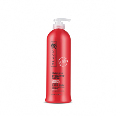 Black Shampoo Protezione Colore 500ml - Šampon na barvený vlas