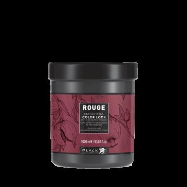 Black Rouge Color Lock Mask 1000ml - Maska s extraktem z granátového jablka