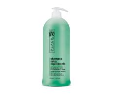 Black Sebo Control Shampoo 1000ml - Šampon pro mastný vlas