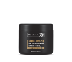 Black Ultra Strong Gel 500ml