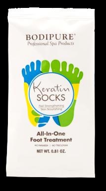 Bodipure keratinové ponožky