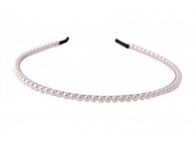 Čelenka s perličkami CE02500-010