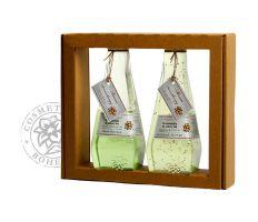 Cosmetica Bohemica Aromatherapy - Dárková kazeta Mandarinka-zelený čaj