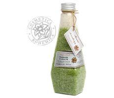 Cosmetica Bohemica Aromatherapy - Koupelová sůl Mandarinka a zelený čaj 320g