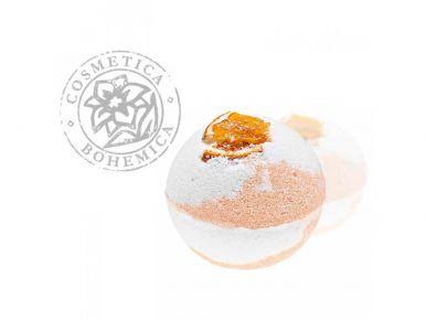 Cosmetica Bohemica - Šumivá koule do vany Citrus Garden 100g