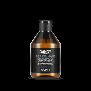 Dandy Beard Hair Shampoo 300ml - Šampon na vlasy i vousy