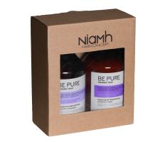 Dárkový balíček - Niamh Be Pure Protective šampon 500ml + Protective maska 500ml