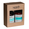 Dárkový balíček - Niamh Be Pure Scalp Defence šampon 500ml + Scalp Defence maska 500ml