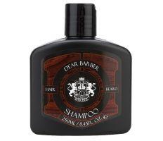 Dear Barber Shampoo 250ml - Šampon na vlasy a vousy