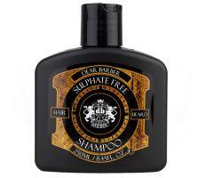 Dear Barber Sulphate Free Shampoo 250ml - Šampon na vlasy a vousy
