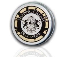 Dear Barber Travel Tin Shaping Cream 20ml - Cestovní krém