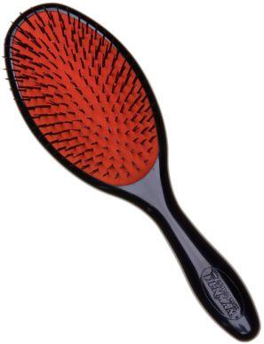Denman Grooming Nylon Brush L - Plochý kartáč