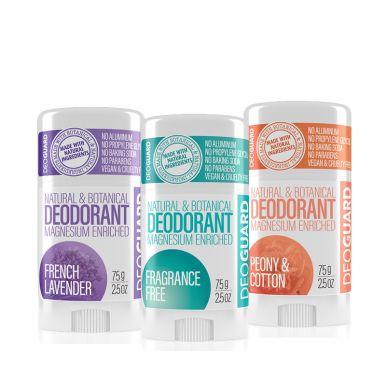 Deoguard Tuhý deodorant 65g