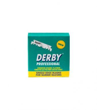 Derby Professional Single Edged - Žiletky 100 ks