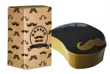 Dessata Mini Barber - Profesionální kartáč na vlasy a vousy
